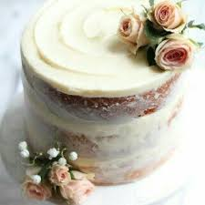 Recently I Have Discovered The Rustic Simplicity That Is A Naked Cake And Cant