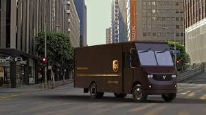 UPS Teams Up With Startup Thor Trucks On Electric Delivery Vehicles ...