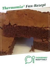 schokoladenkuchen vom blech richtig lecker