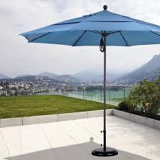 Sunbrella Patio Umbrella 11 Foot by 11 U0027 Sunbrella Patio Umbrellas Market Umbrellas Ipatioumbrella Com