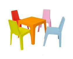 chaise de jardin enfant chaise de jardin contemporaine pour enfant en polypropylène