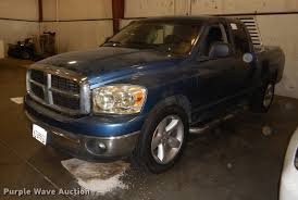 2003 Dodge Ram 1500 Quad Cab Pickup Truck | Item DD8972 | Tu...