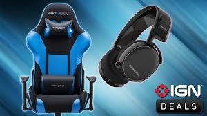 Black Friday Deals: 25% Off DXRacer Gaming Chair, PS4 With ...