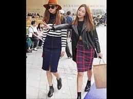 Korean Fashion Street