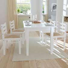 4xholzstuhl esszimmerstuhl sitzgruppe essgruppe küchenstuhl