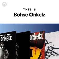 Bã Hse Onkelz Kuchen Und Bier This Is Böhse Onkelz Spotify Playlist