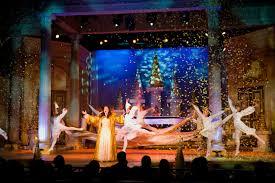 Busch Gardens Halloween by Busch Gardens Christmas Town 2015 U0027twas That Night Ice Show