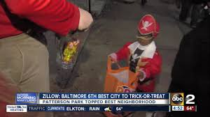 Fells Point Halloween Shooting by Baltimore Ranked 6th Best City To Trick Or Treat Abc2news Com