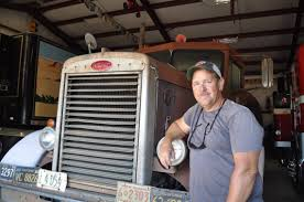 100 Duel Truck Driver Peterbilt Tanker From Movie On Farm Near Lincolnton