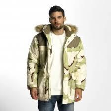 Grimey Wear Men Winter Jacket Pamir Peaks Camo In Camouflage Jackets GPAR106CAM LS44AXYN