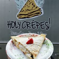 Holy Crepe Food Truck | Food The French Skinny Experiment Karen Day 60 Crepen Around Food Truck La Crpe Qui Roule Youtube Kcs Crepes Home Orlando Florida Menu Prices Restaurant Holy Crepe Theres A Food Truck In Fairfield Posts 2011 Full Of Jacksonville Trucks Roaming Hunger Ocrepe Ocreperi Twitter Toronto Machine Facebook Ruthies Adds A Rolling To Line Up Cravedfw Inside Food Truck Watching The Crepe Maker Making Crepes Stock Video Primlani Kitchen