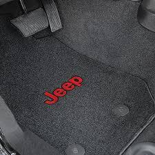 Jeep Jk Floor Mats by Lloyd Mats 620063 Velourtex Custom Fit 1st Row Black Floor