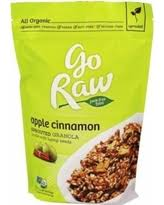 Go Raw Sprouted Pumpkin Seeds Bar by Deal Alert Go Raw Organic Sprouted Granola Super Simple 1 Lb