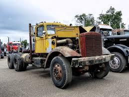 100 Old Mack Trucks Rusty L Model Semi Tractor Project Truck Taken At