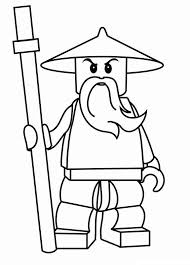 Fresh Lego Ninjago Coloring Pages 48 For Your Line Drawings With