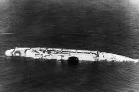Cruise Ship Sinking Now by The Sinking Of Andrea Doria History In The Headlines