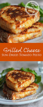 100 Grilled Cheese Food Truck Sandwiches With SunDried Tomato Pesto Sandwiches