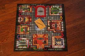 Twin Peaks X Clue Game Board