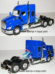 100 Toy Kenworth Trucks DCP 4045cab T680 Tractor