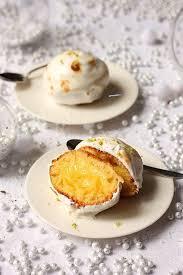 boule de neige au citron recette cuisine et simple