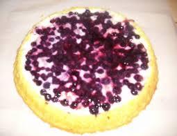 obstkuchen mit pudding