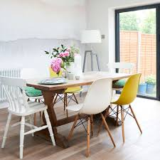 Adorable Paint Dining Table Room Ideas Colours And Effects ...