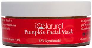 Andalou Naturals Glycolic Mask Pumpkin Honey by Amazon Com Pumpkin Face Mask Aha 12 Glycolic Acid Peel At