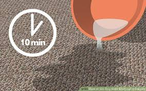 Dog Urine Wood Floors Get Smell Out by 3 Ways To Get Dog Urine Smell Out Of Carpets Wikihow
