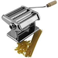pasta maker machine by imperia heavy duty steel