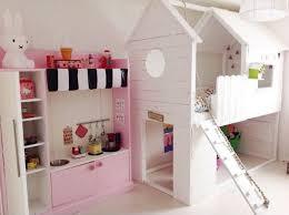 Loft Bed With Slide Ikea by Best 25 Ikea Loft Bed Hack Ideas On Pinterest Kura Bed Hack
