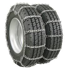 Pewag All Square Snow Tire Chain With Cam Tighteners For Dual Truck ...