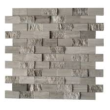 Scabos Travertine Natural Stone Wall Tile by Shop Tile At Lowes Com