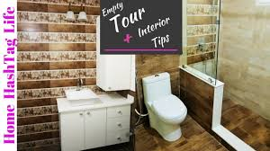 indian small bathroom design tour house to home series ep 2