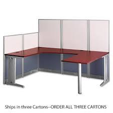 Bush Cabot L Shaped Desk Assembly Instructions by 100 Bush Furniture Corner Desk Assembly Instructions Bush