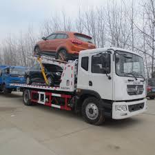 100 New Tow Trucks For Sale 2017 Dongfeng Multifunction Truck Under Lift Wrecker Truck