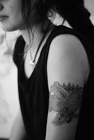 Hand Tattoos For Women 22 Mandala Style Armband Tattoo