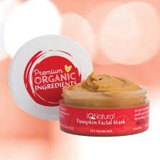 Andalou Naturals Glycolic Mask Pumpkin Honey by Amazon Com Iq Natural 2oz 5 Glycolic Acid Pumpkin Mask Aha