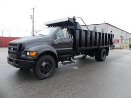 100 Single Axle Dump Trucks For Sale 2004 D F750 Truck Cummins 59 245HP