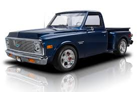 135997 1969 Chevrolet C10 | RK Motors Classic And Performance Cars ... 1969 Chevrolet C10 K10 4x4 Stepside Shortbox Post Your 1960 1966 Gmc Chopped Top Pickups The 1947 1971 Chevy Short Box Cheyenne 6772 Pickup Gmc 1972 Inventory My Classic Garage Rtech Fabrications Custom Truck Fabricator Hayden Id 69 Blown Rat Rod Truck Dads Creations And Airbrush Bed For Sale 4438 Dyler Blazer K5 Is Vintage You Need To Buy Right Loud And Long Silverado For In San Jose Ca Khosh Autotrends