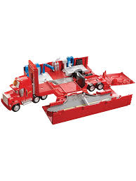 100 Cars Mack Truck Playset Disney At John Lewis Partners