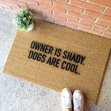Funny Synonyms For Bathroom by Go Away Doormat Hello Welcome Door Mat Go Away Cat Doormat Cool