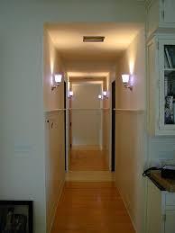 hallway wall light fixtures lighting designs in hallway wall
