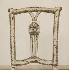 louis xvi chair antique antique italian louis xvi chair for sale at pamono