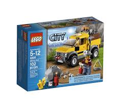 Amazon.com: LEGO City 4200 Mining 4x4: Toys & Games Lego City Loader And Dump Truck 4201 Ming Set Youtube Ideas Articulated Brickipedia Fandom Powered By Wikia Lego 5001134 Collection Pack I Brick City Set 4202 Pas Cher Le Camion De La Mine Experts Site 60188 Toysrus Extreme Large Technic Mindstorms Model Team 2012 Bricksfirst Themes 60097 Square Blocks Bricks Tipper Toys R Us