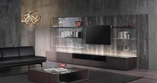 canapé cuir mobilier de meuble salon design en 23 idées hyper tendance