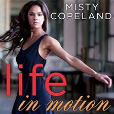 Life In Motion Audiobook Cover Art