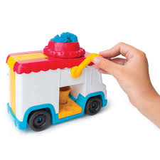 100 Icecream Truck Spin Master Kinetic Sand Kinetic Sand Ice Cream