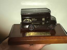 100 Ups Truck Toy 1997 United Parcel Service UPS Metal Truck Model Replica 90th Etsy