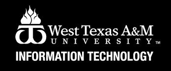 Nd Itd Help Desk by West Texas A U0026m University Information Technology