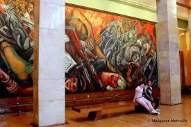 Jose Clemente Orozco Murals by Murals Bellas Artes